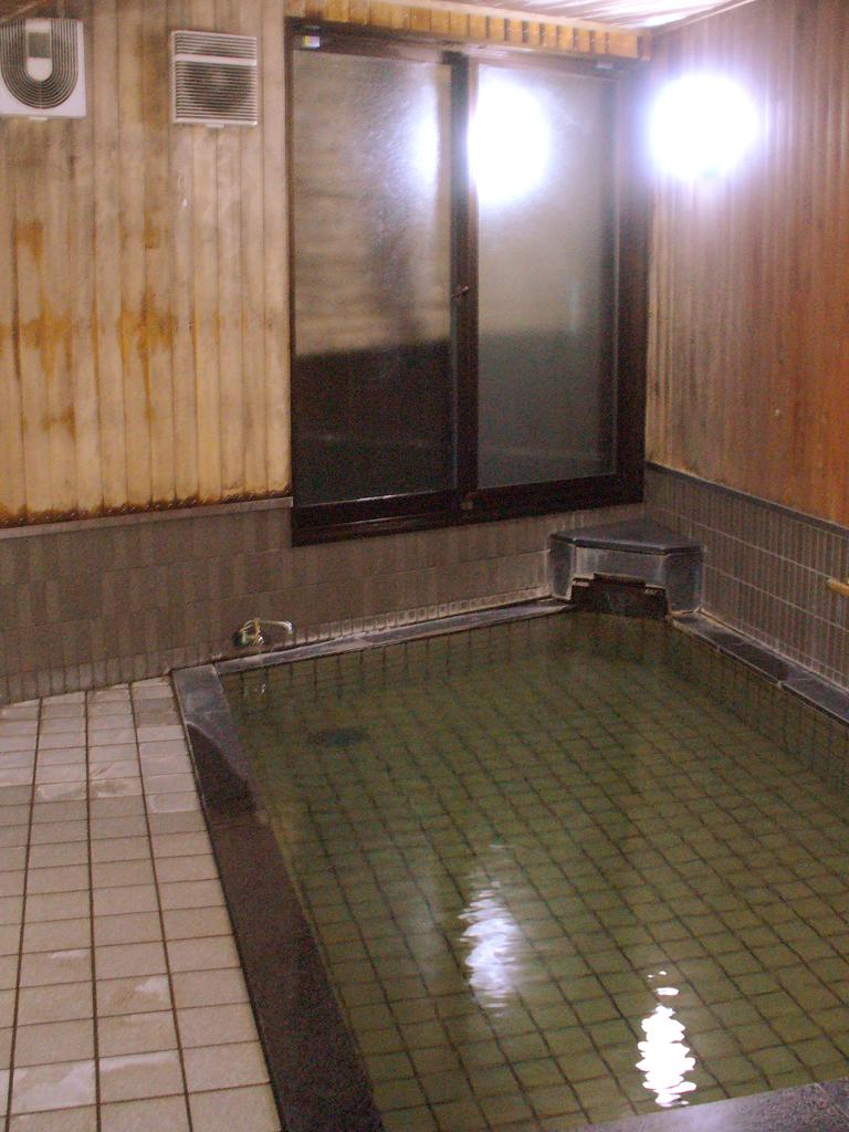 貸切状態の大浴場!