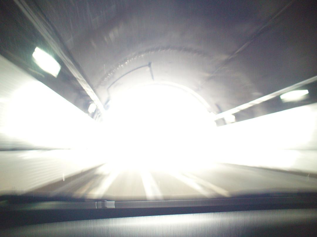 いざ、トンネルの出口! そして……。