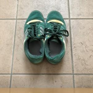 緑色のスニーカー ――編集ダイアリー2020年7月11日